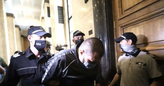 Мъжът хванат с над 360 килограма кокаин в столичния Студентски