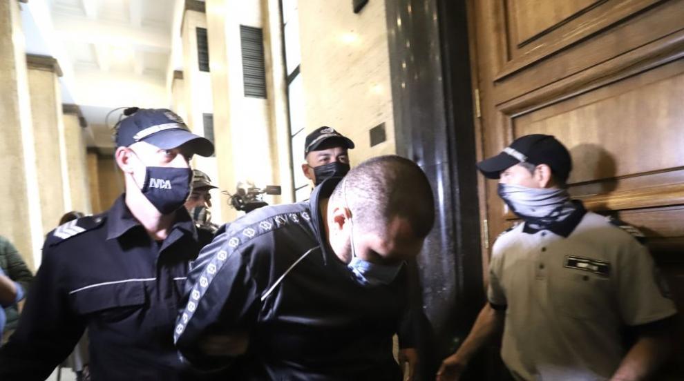 Мъжът, хванат с 360 кг кокаин, се изправи пред съда...