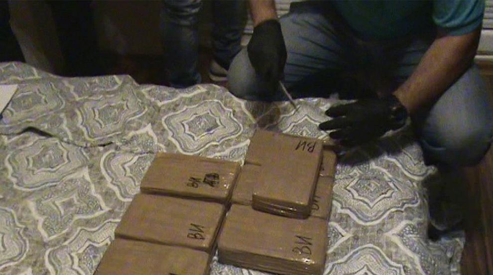 """Задържаха съучастник на арестувания с 327 кг кокаин в """"Студентски град"""""""