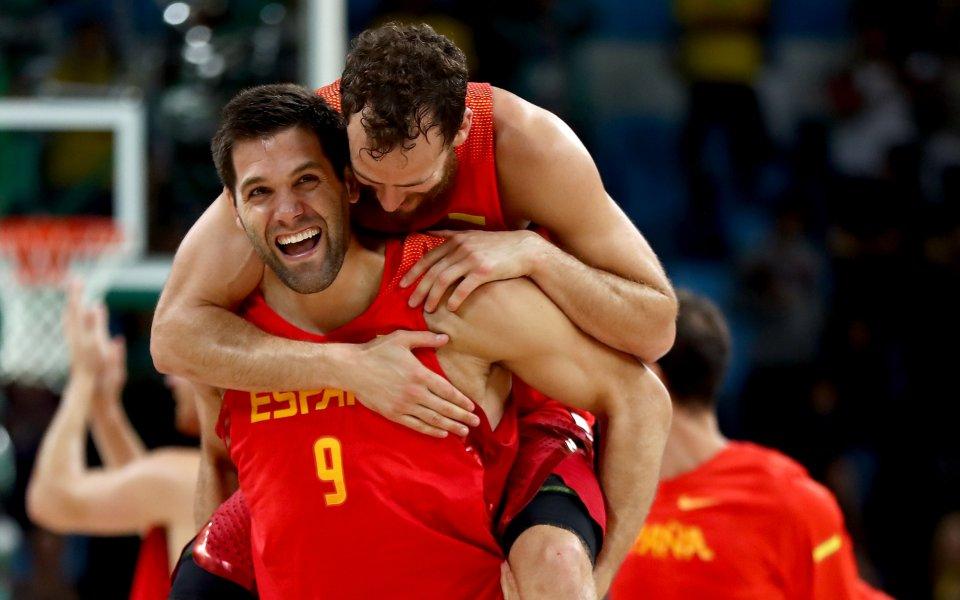 Легендарният баскетболист Фелипе Рейес продължи договора си с испанския шампион
