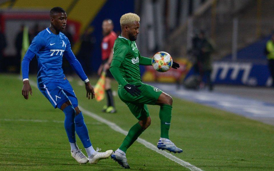Защитникът на Лудогорец Сисиньо сподели пред бразилските медии, че клубът