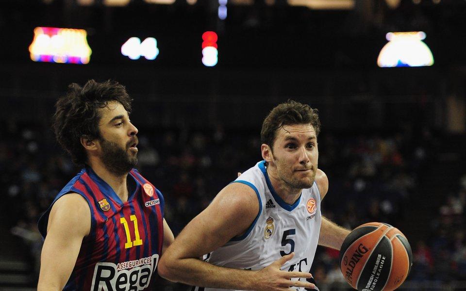Първенството на Испания по баскетбол ще бъде доиграно във Валенсия