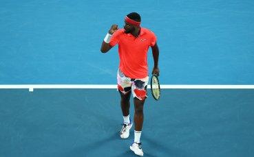 Млада звезда на САЩ: Тенисът ме избра