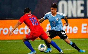 Милан си хареса уругвайски национал