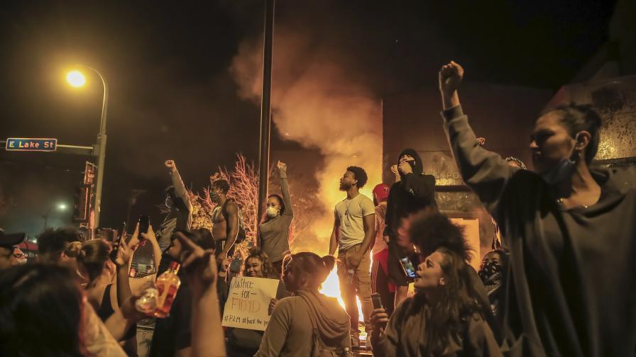 Ужасната истина за насилието над чернокожи в САЩ