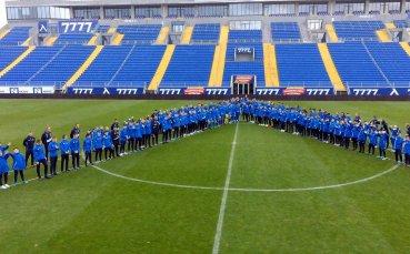 Левски обяви имената на всички треньори в школата на тима