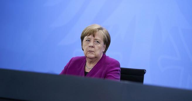 Германскiият канцлер Ангела Меркел няма да участва в срещата на