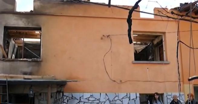 Преди седмица огромен пожар унищожи фамилна къща в Бобошево. Щетите