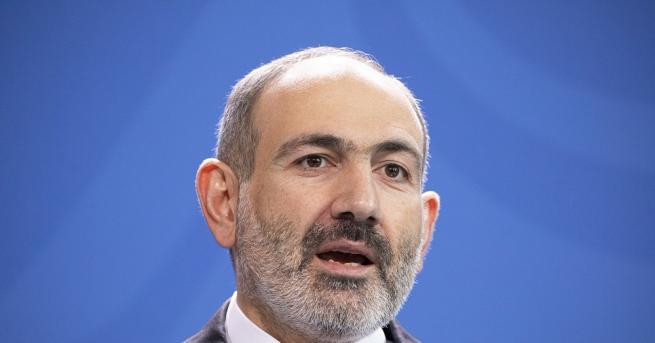 Министър-председателят на Армения Никол Пашинян, който има днес рожден ден,