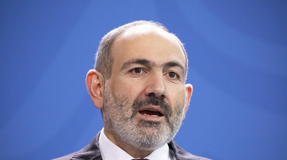 Премиерът на Армения с Covid-19