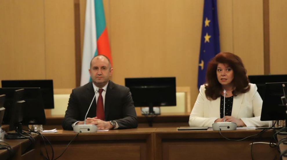 Радев: Децата са най-голямото богатство на България и...