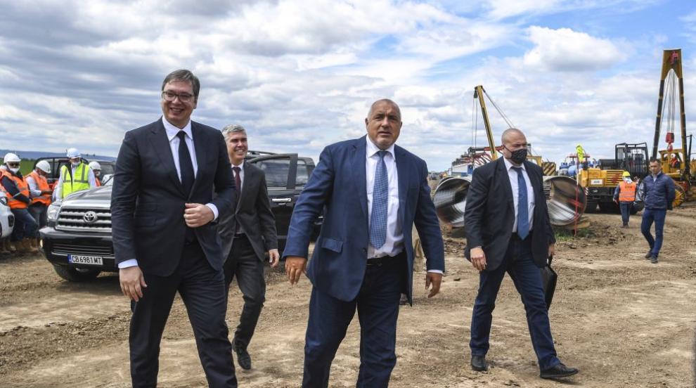 Вучич: В Сърбия няма да чуете лоша дума за България...