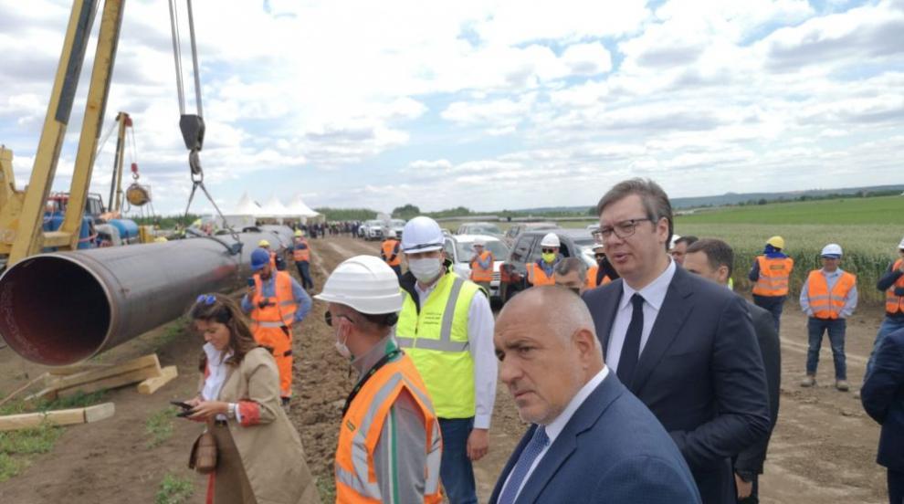 Борисов: България работи на пълни обороти за АМ...