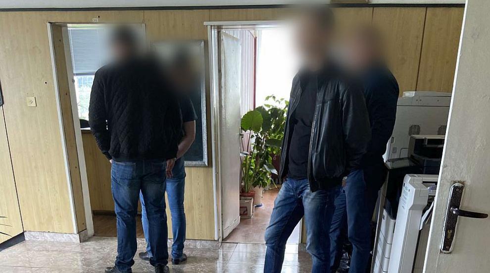 """Ето ги белязаните пари, с които спипаха полицаи на """"Калотина"""" (СНИМКИ/ВИДЕО)"""