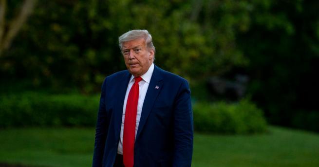Президентът на САЩ Доналд Тръмп обвини щатските губернатори в слабост