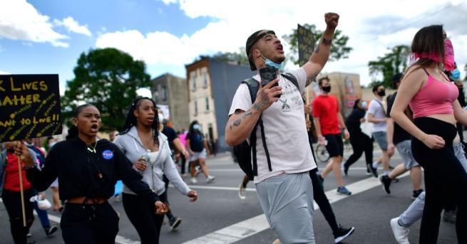Не стихват протестите и безредиците в Съединените щати. За шеста