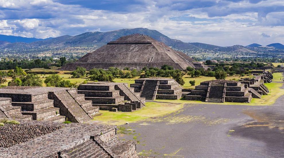 Разгадаха мистериите на пирамидите в Мексико...