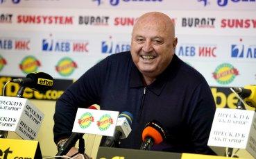 Венци Стефанов за трансфер на Галин Иванов: Обединят ли се двете ЦСКА, ще го изгонят