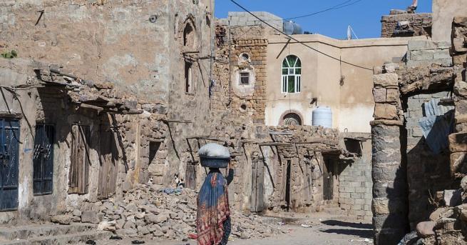 Донорската конференция за Йемен събра около половината от 2,4-те милиарда
