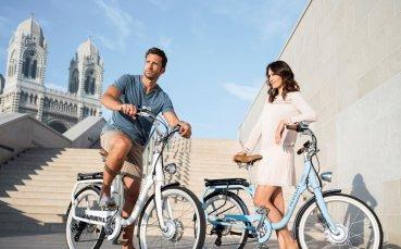 Електрическите велосипеди на Peugeot: традиция и иновация като алтернатива на обществения транспорт