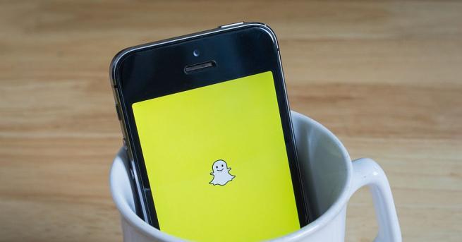 Snapchat в сряда спря да промотира постове на американския президент
