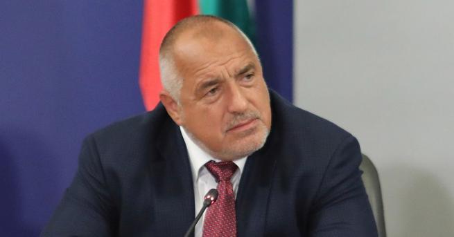 Премиерът Бойко Борисов застана твърдо зад своя директор на правителствената