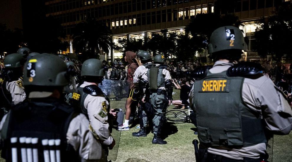 Продължават протестите срещу расизма в редица...