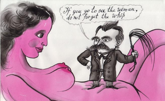Рисунка с цитат от експозицията