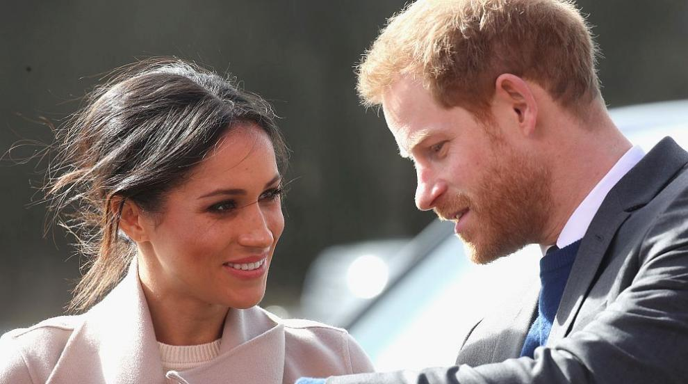 """Принц Хари и Меган предупредиха за """"глобална криза..."""