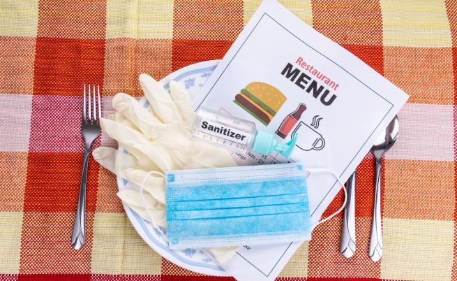Пет неща, които ще се променят в ресторантите след пандемията