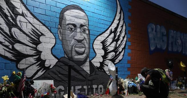 Бившият американски полицай, обвинен в убийството на чернокожия Джордж Флойд,