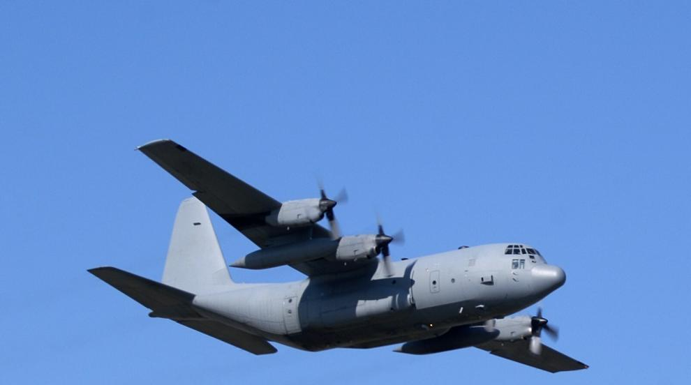 Военен самолет с курсанти се разби в Украйна (ВИДЕО)