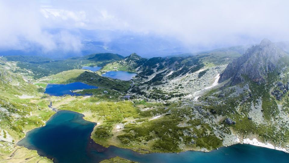 рила планина българия