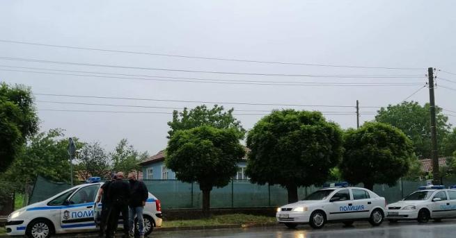 Вече са изградени контролно-пропускателните пунктове около шуменското село Изгрев, което