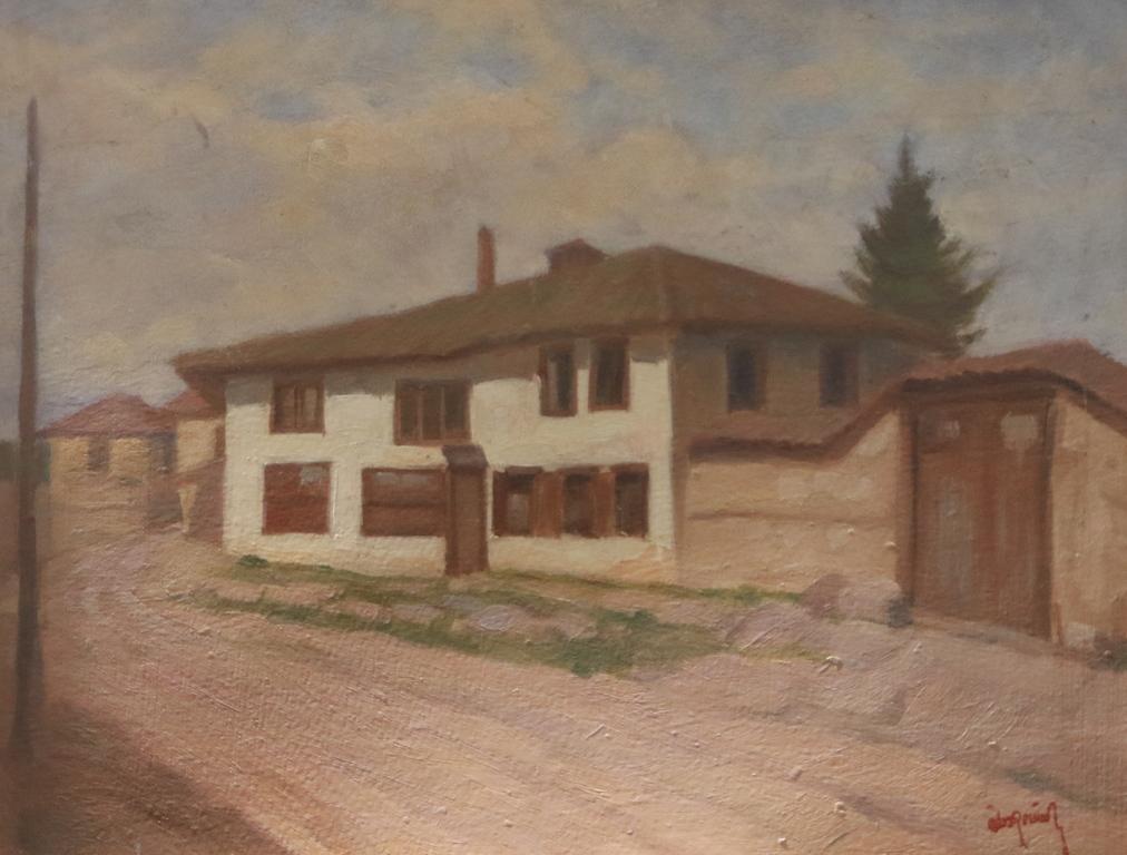 <p>Къща в Трявна (където се е криел Левски)</p>
