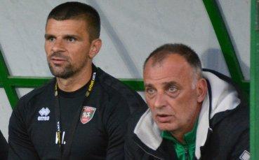Тони Здравков: Има напрежение в отбора