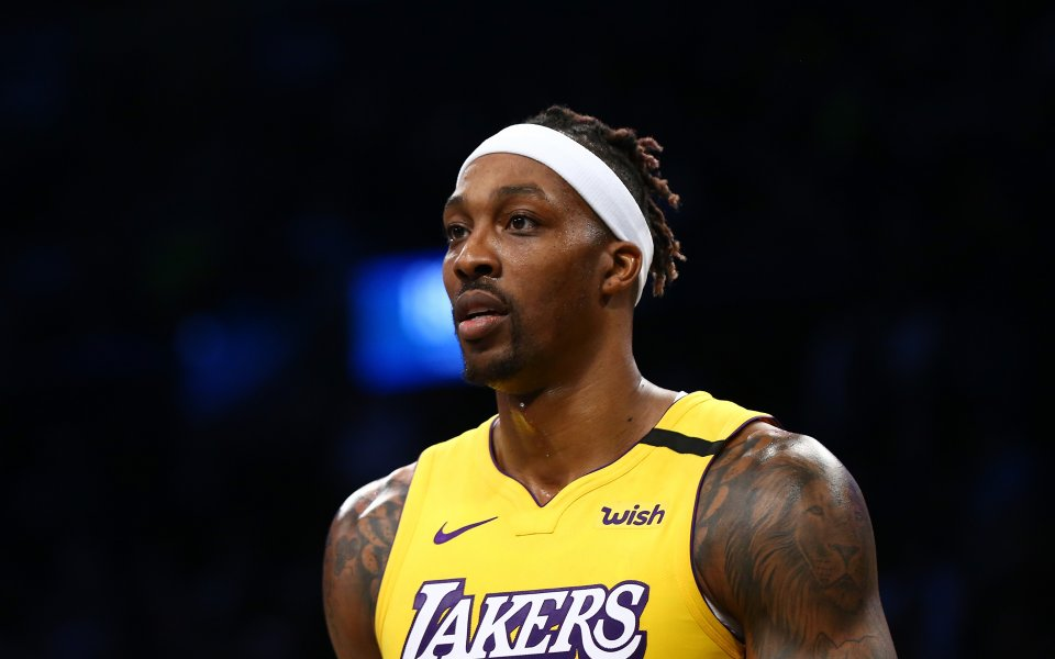 Звезда на Лейкърс: В момента баскетболът не ни е необходим