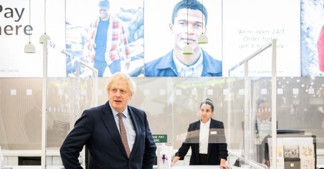 Британският премиер Борис Джонсън ще създаде комисия, която да следи