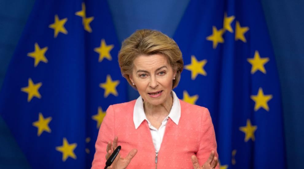 Европейските лидери останаха разделени относно...