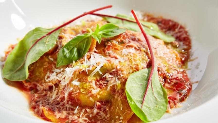 Най-известната рецепта за италианска паста болонезе