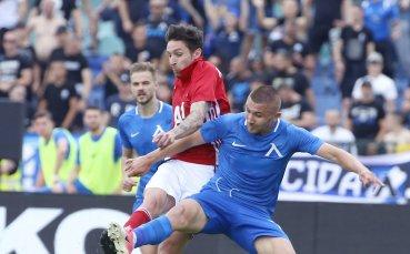 Отбори от Италия поискаха голям талант на Левски