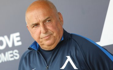 Георги Тодоров обяви докога ще е треньор на Левски
