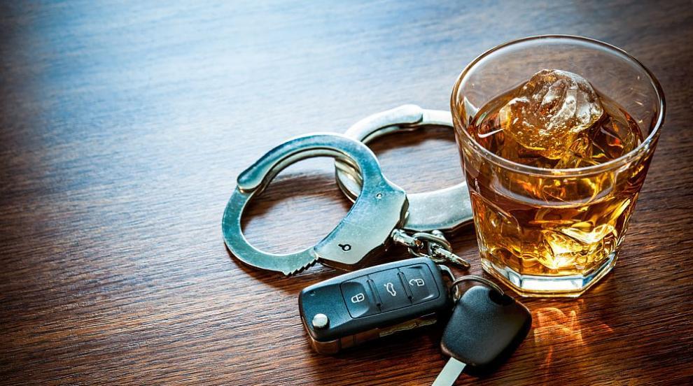 Рекорд: Хванаха пиян водач на мотопед с 4,17 промила алкохол