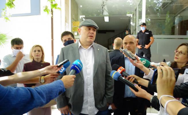 Гешев: Прокуратурата показва на българските граждани мрежата от зависимости между едър бизнес и политика