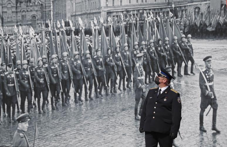 русия парад