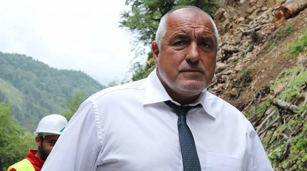 Борисов във Велинградско: Било Народно въстание!...