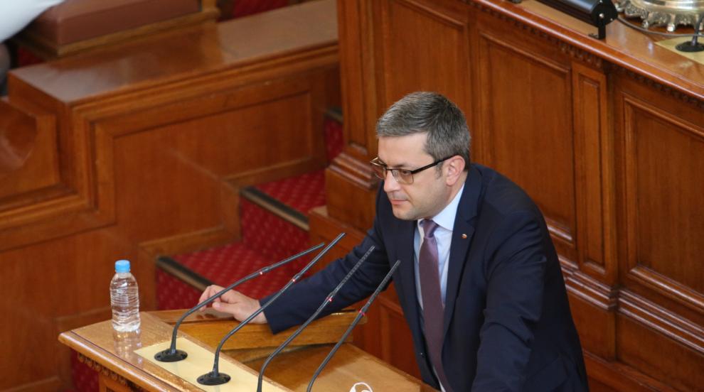 Тома Биков: Президентът си позволи език, който нито...
