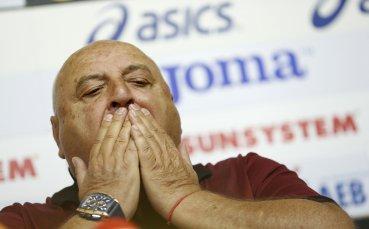 Венци Стефанов: Пожелавам успех на Арда във финала