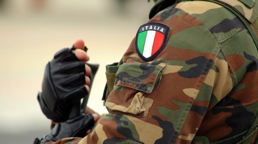 Пратиха армия срещу протестиращи български роми...