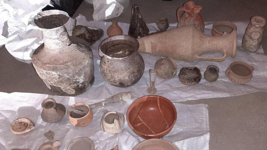 Европол разби престъпна група за контрабанда на артефакти от България